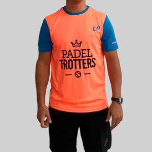 camiseta naranja técnica 2